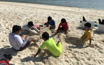 Grade 6 island adventure