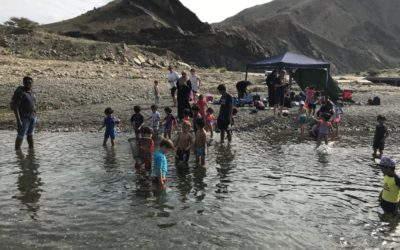 ECC in the Wadi