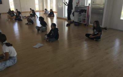 Dance in Grade 5