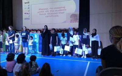 ABIS achievement in Quran Competition