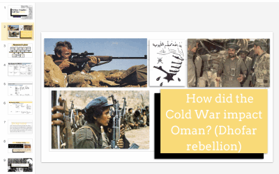 Cold War Webinars