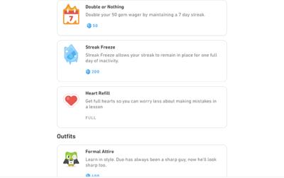 Duolingo champs!