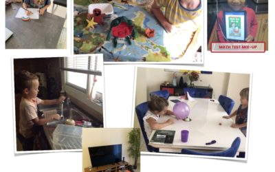 This week the k3 students are rocking with exciting activities. They have been researching, collecting data, doing fun art, experimenting, reading and writing.