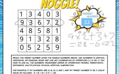 Noggle in Grade 5