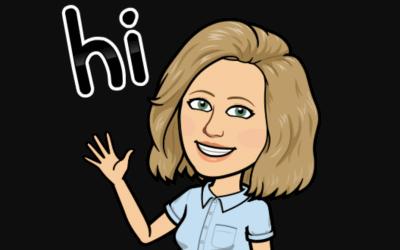 Hello from Ms Deb (Grade 5)