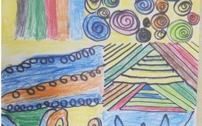 Art: exploring lines