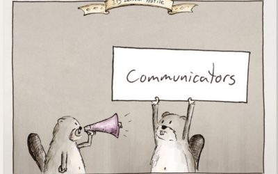 New ways to demonstrate being a communicator