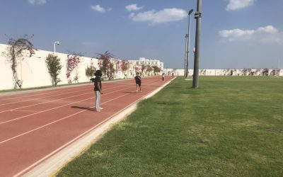 World Record 1 Mile Challenge