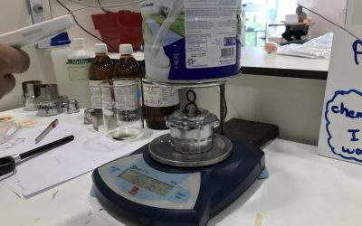 Chemistry Independent Experiments – the Science Internal Assessment