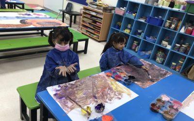 K1's & K2's First Week In School