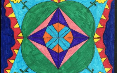 Islamic geometry and tessellations.