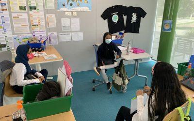 Grade 6 Return to Exhibition!