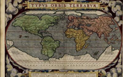 Explorers helped to complete the map of the world