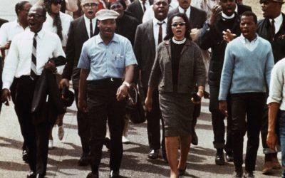 Civil Rights Movement in Grade 10
