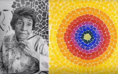 Art Mosaics inspired by Alma Thomas