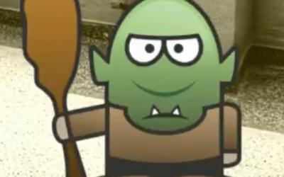 Grumpy the Goblin