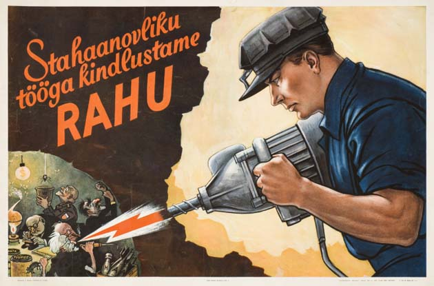 stalin s economic policies Stalin's economic policies can be seen as a significant success, because they achieved their overall goals of modernising and improving russia as quickly as possible, in order to catch up.